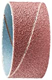 PFERD 41250 Cylindrical Type Abrasive Spiral Band, Aluminum Oxide A, 2'' Diameter x 1'' Length, 60 Grit (Pack of 100)