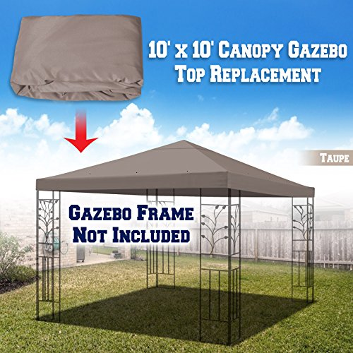 10 x 10 gazebo replacement cover - 9