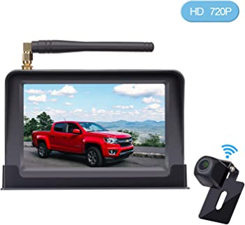 DoHonest 720p Wireless Backup Camera Kit