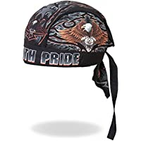 Authentic Bikers Premium Headwraps, RIDE WITH PRIDE