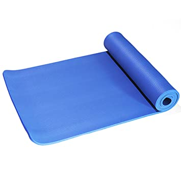 GAOFL Yoga Mat Thick Non-Slip Yoga Sports Fitness Mat ...