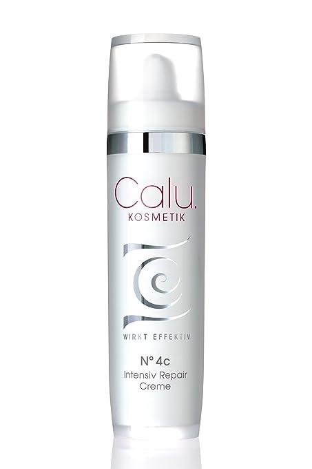 Calu 4 C Cuidado Intensivo Repair Crema de rostro Crema de Día y de noche Cuidado