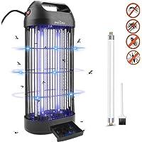 IREGRO Lámpara Antimosquitos UV Mata Mosquitos Electrico Mosquitos