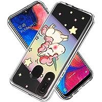 Funda para Samsung Galaxy A20e / A10e,Transparente [Anti-Choque]
