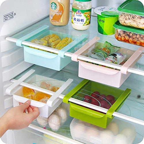 Home Direct Creative caja de almacenamiento de plástico nevera ...