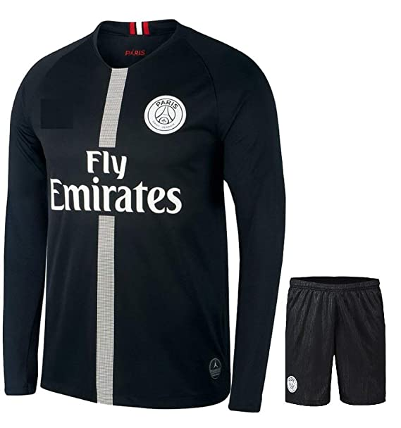 official photos 65792 118ff GOLDEN FASHION Non PSG KIT with Short 2018-19 Football Jersey