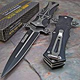 Tac Force Dagger Style Folding Knife