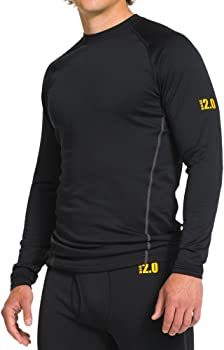 Under Armour Mens UA Base 2.0 Crew
