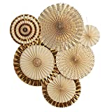 Ling%27s Moment Paper Fan Decorations Do