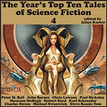 Amazon.com: The Year's Top-Ten Tales of Science Fiction 4