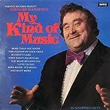 My Kind Of Music - Bernard Manning LP