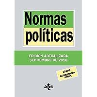 Normas políticas (Derecho - Biblioteca De Textos Legales)