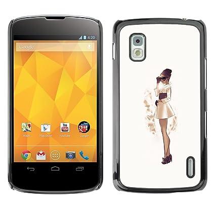 Amazon.com: iKiki Tech – Carcasa rígida coverlg Google Nexus ...