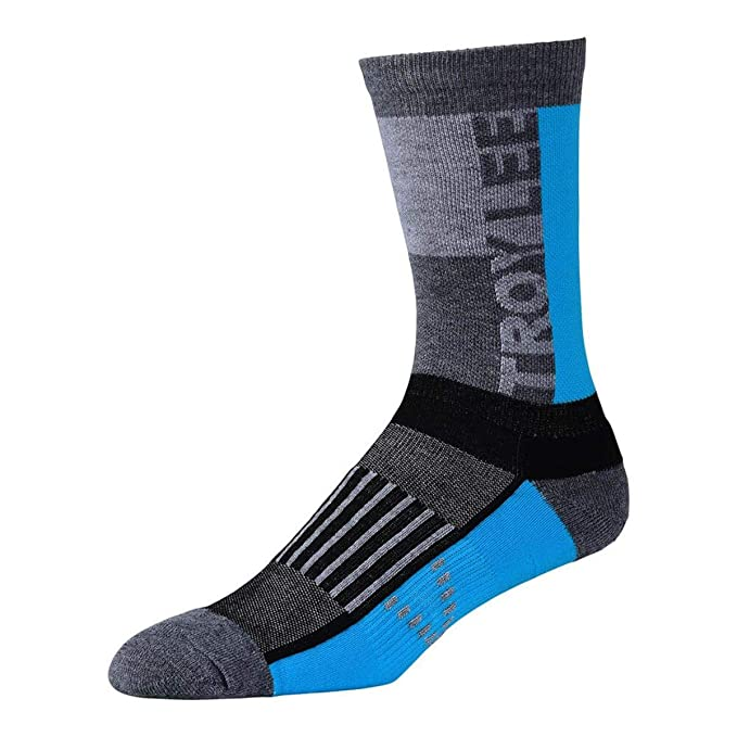 Troy Lee Designs Men's Performance Block Crew Socks