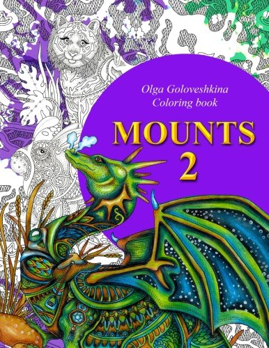 - Mounts 2: Coloring book (Volume 2)