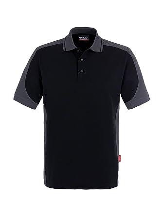 Hakro Performance   839 Unisex Contrast Polo Shirt - white - One size cfba9221ff