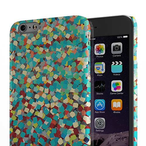 Koveru Back Cover Case for Apple iPhone 6 Plus - Boxes Pattern