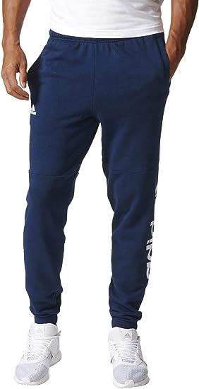 adidas ESS Lin T Pn Ft Pantalón de Chándal, Hombre: Amazon.es ...