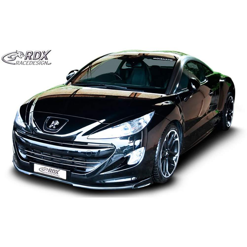 RDX Front Spoiler VARIO-X PEUT RCZ Phase 1-2013 Front Lip Splitter