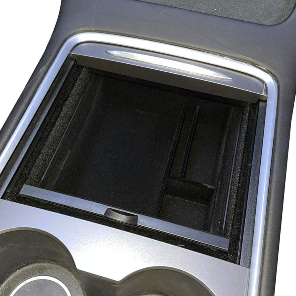 F/üR Tesla Model 3 2021 Armlehnen-Aufbewahrungsbox Zentraler Konsolenhandschuhhalter Organizer Tray