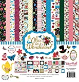 Echo Park Paper Company Alice in Wonderland Collection Kit