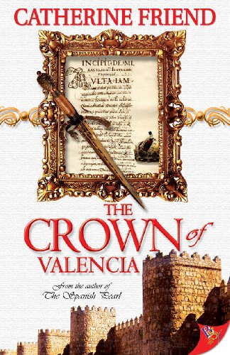 The Crown of Valencia by [Friend, Catherine]