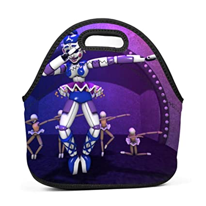 4ee4f0dad4d6 Amazon.com - SLBDBDMH Lunchbox Lunch Bag Dabbing Ballora Handbag ...