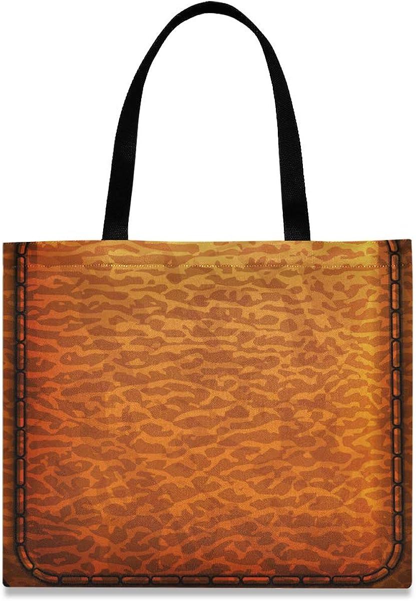 DEZIRO - Bolso de mano de piel rubia con patrón de cojín para ...