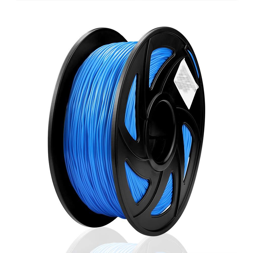 HIPS Blue S SIENOC 3D Printer HIPS Filament 1.75mm 3D Printer Filament Blue 1KG