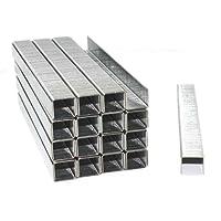 5000 Tackerklammern - Typ 53 - Länge: 8mm, Breite: 11,4 mm - Maße 8/11,4 - verzinkt / Heftklammern / Tacker-Klammern