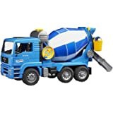 Bruder 2744 MAN TGA Cement Mixer