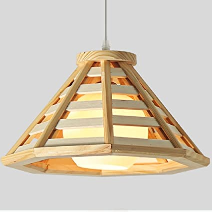 Luz Restaurante Sencillo para lámparas de Techo Troncos de ...