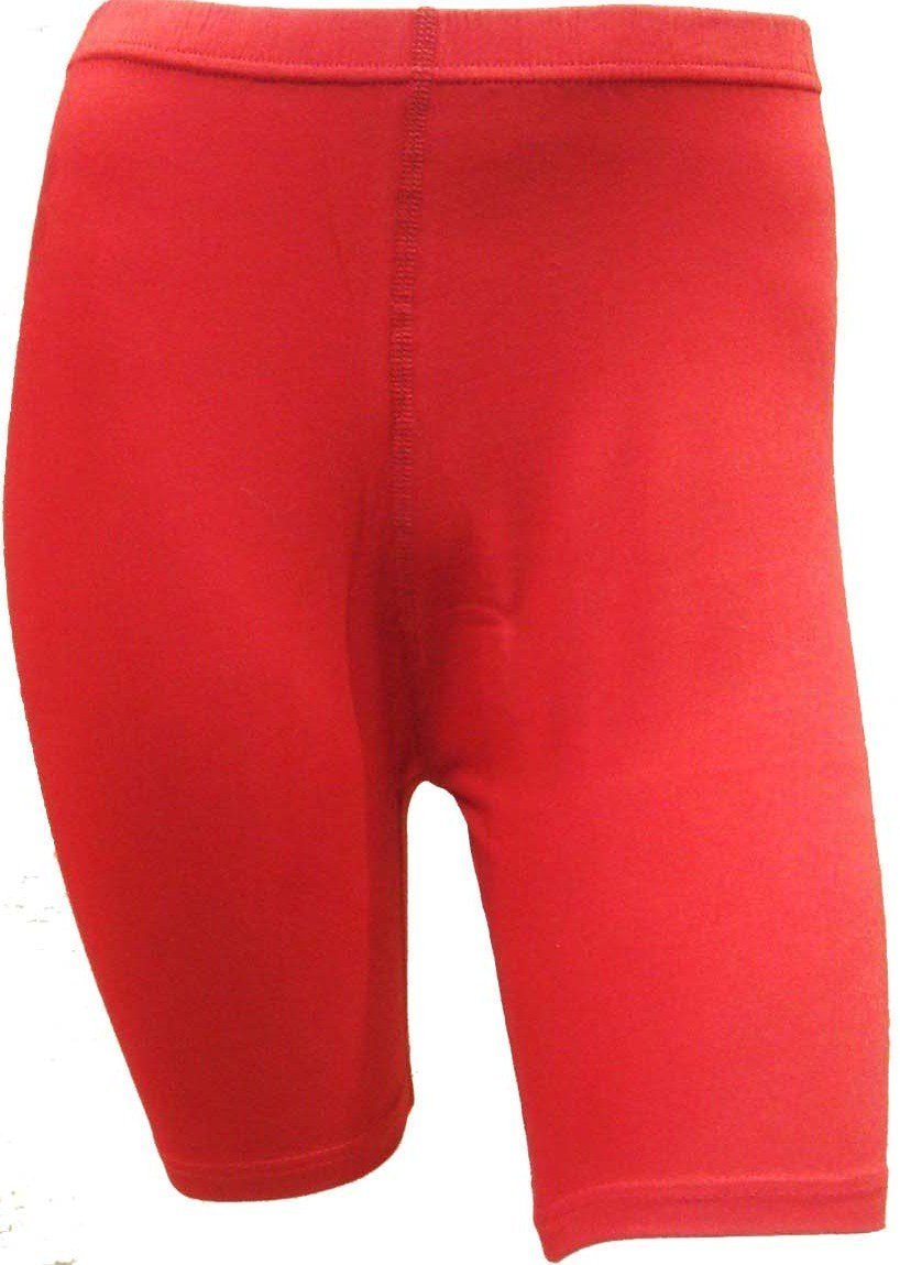 elegance1234 2 PACKS WOMEN'S STRETCHY COTTON LYCRA ABOVE KNEE SHORTS ACTIVE LEGGINGS 2195