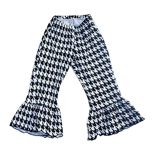 Minky Ruffle Pants - 4