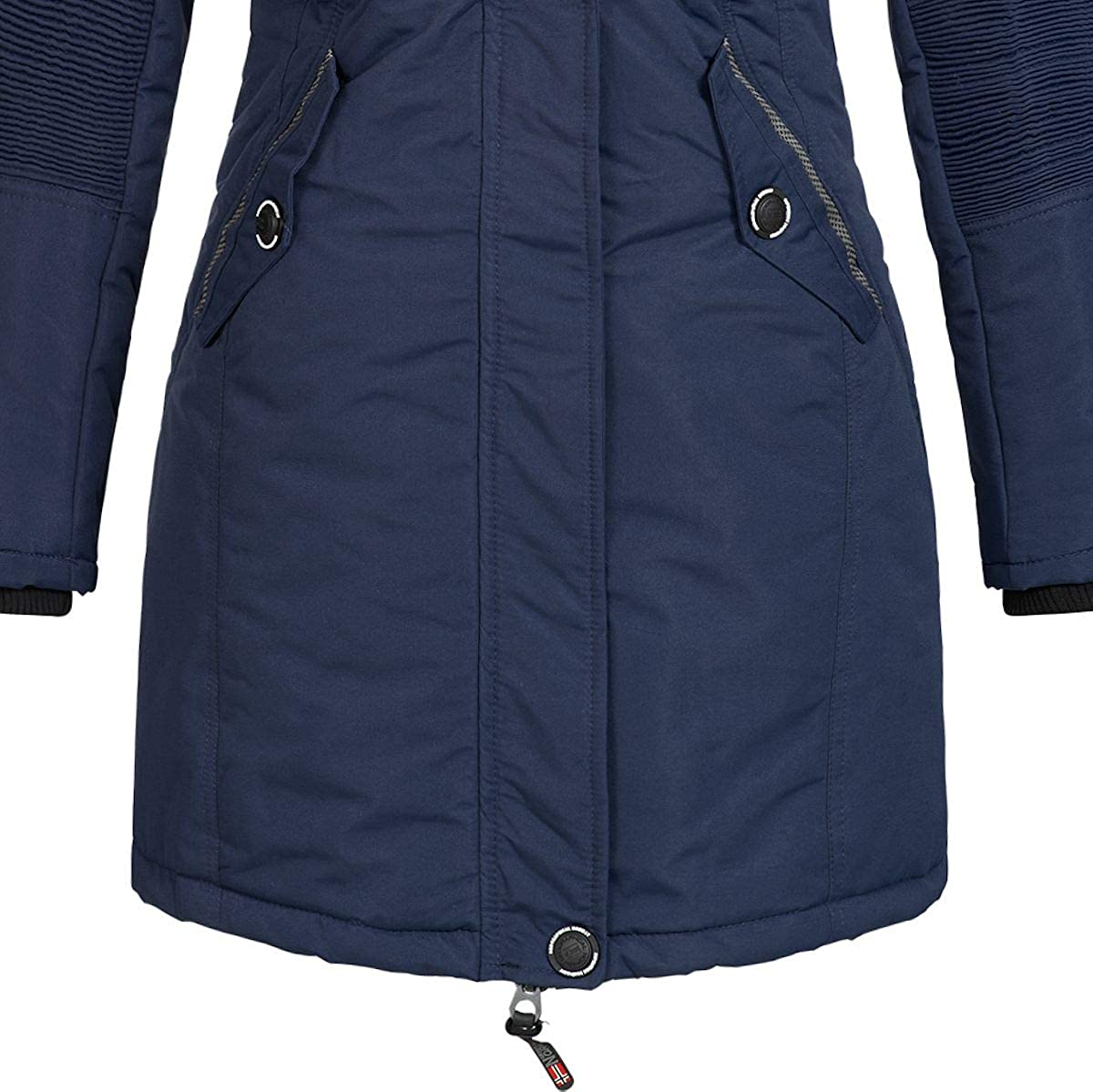 best cheap e203d 5d5ea Geographical Norway Damen Jacke Winterparka Coracle//Coraly ...