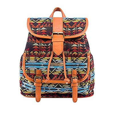 2bf443848d Lily Queen Fashion Backpack Purse for Women and Daypacks Teen Girls  Colorful Lightweight on sale