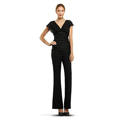 Wool Fraille Trousers