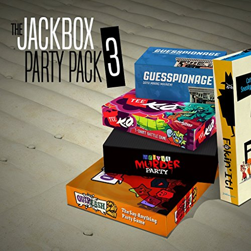 The Jackbox Party Pack 3 - PS4 [Digital Code]