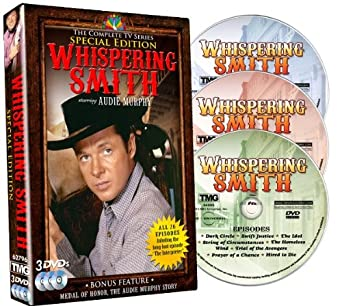 Amazon com: Whispering Smith: The Complete TV Series: Audie