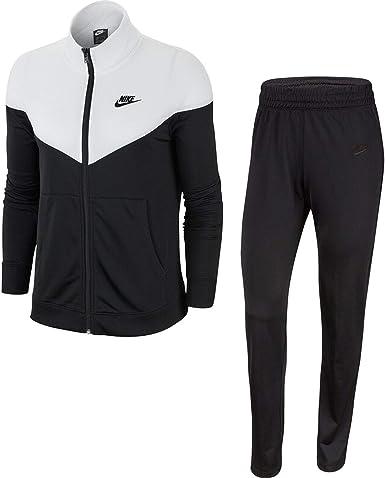 Mejorar Superposición talento  Amazon.com: Nike W NSW TRK Suit Pk Joggers & Tracksuits Women Black - M -  Tracksuits Pants: Clothing