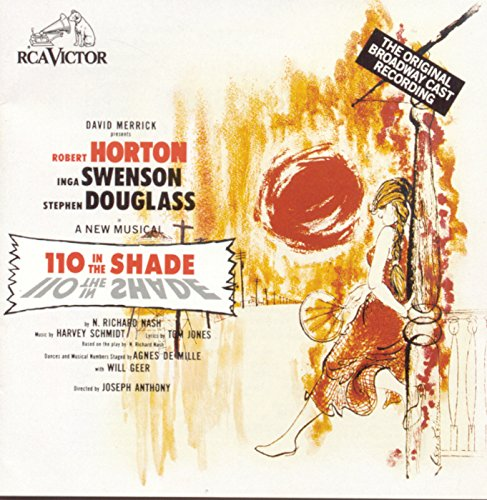 110 in the Shade (Original Broadway Cast Recording)