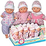 Toysmith Mini Babies Toy (Sold Individually - Outfits and Skin Color Vary) (2-Pack)