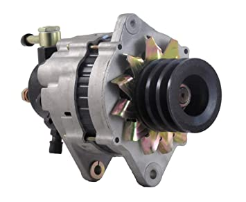 Amazon com: NEW 24V ALTERNATOR FITS ISUZU NPR NKR ELF 4HF1
