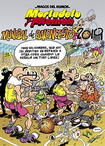Mortadelo y Filemón. Mundial de Baloncesto 2019 (Magos del Humor 200) por Francisco Ibáñez