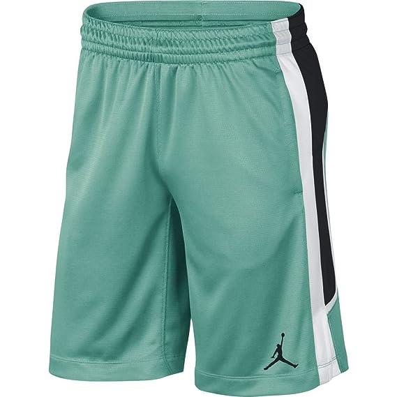 c4319f74370286 Jordan Flight Basketball Shorts Men Green  Amazon.co.uk  Clothing