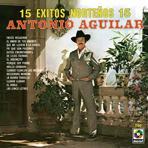 Amazon.com: Anillo Grabado: Antonio Aguilar: MP3 Downloads