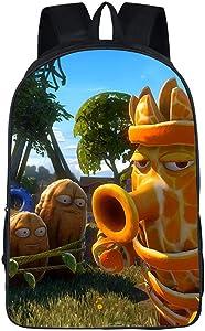 Gumstyle Plants vs. Zombies Backpack Shouder School Bag for Children 9