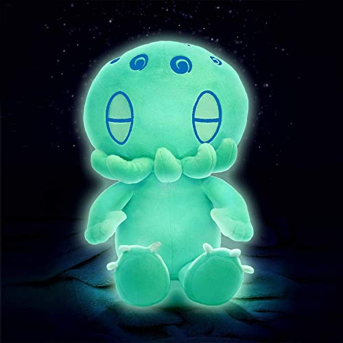 Glow-in-The-Dark C is for Cthulhu Plush 12 Inches