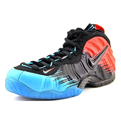 info for c5414 27641 NIKE Men s Air Foamposite Pro PRM, Spiderman-Vivid Blue Black-LT Crimson