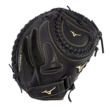 f366bcfdd93 Amazon.com   Mizuno MVP Prime Fastpitch Softball Catcher s Mitt 34 ...